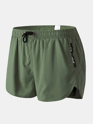 Swim Trunks with Compression Liner