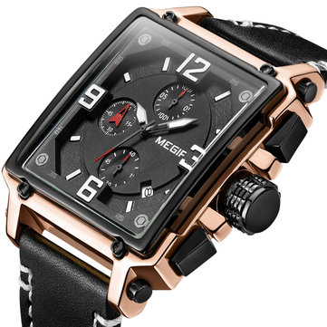 Unique Style Men Wrist Watch