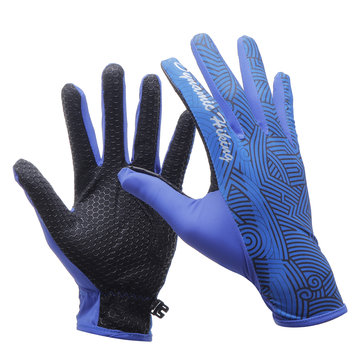 Thin Touch Screen Elastic Sport Gloves