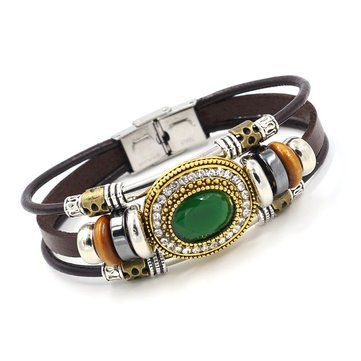Vintage Multilayer Bracelet