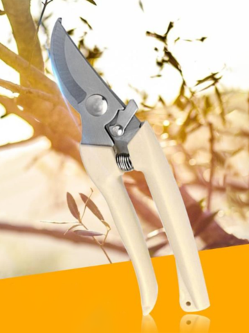 Anti-slip Gardening Pruning Shear Fruit Tree Pruning Scissor