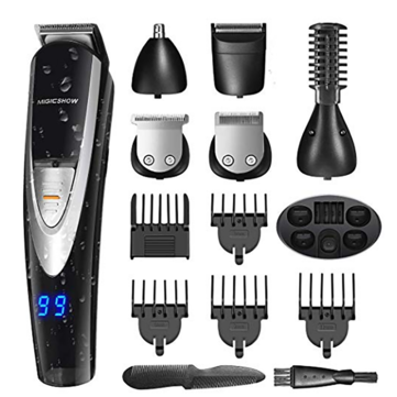 Waterproof Hair Clipper Kit