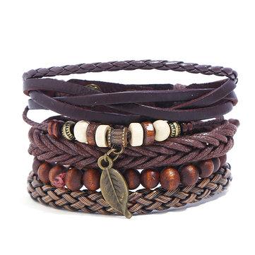 Vintage Multilayer Bracelet Set