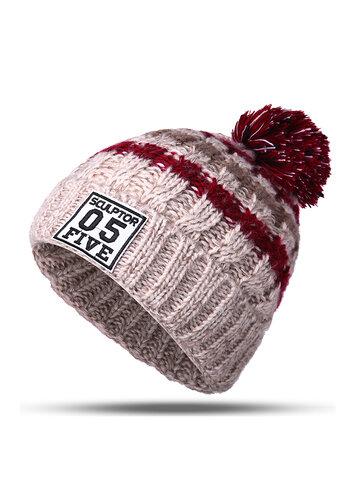 Women Winter Hat Scarves Gloves Set