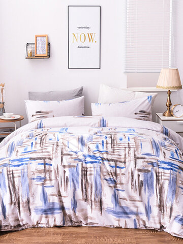 2/3Pcs Home Textile Modern Simple Style Foreign Trade Bedding Set