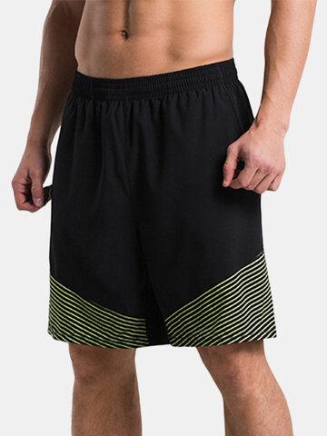 Atmungsaktive, lose Jogger-Shorts