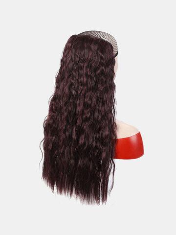 5 Clip Long Wig Piece