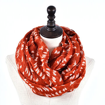 Warmer Cowl Collar Circle Scarf