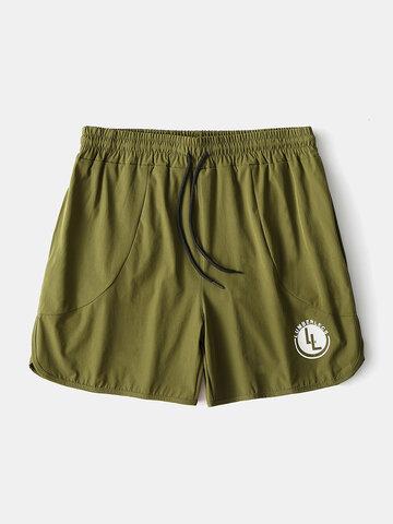 Training Running Shorts with Pockets
