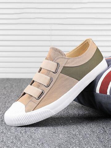 Мужские кроссовки из плотной ткани Daily Colorblock