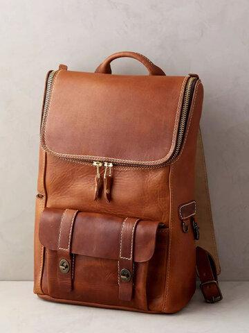 Multifunction Vintage Outdoor Large Capacity Backpack