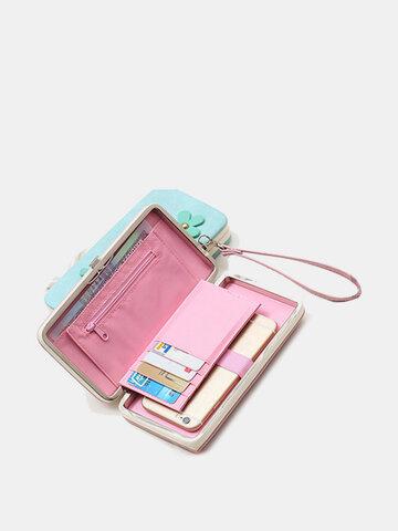 Women Universal 5.5 Inch Phone Bag Wallet