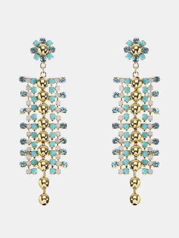 JASSY® Bohemian Opal Tassels Earrings