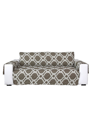 1/2/3 Seat Generic Quilted Sofa Couch Cover