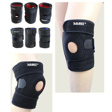 Unisex Adjustable Elastic Knee Pad Support Sports Comfortable Breathable Knee Protector
