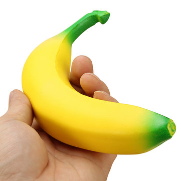 18cm Squishy Banana Toy Slowing Rising Scented Gift Pressure Release Toy
