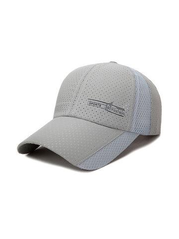 Quick-Drying Breathable Baseball Cap