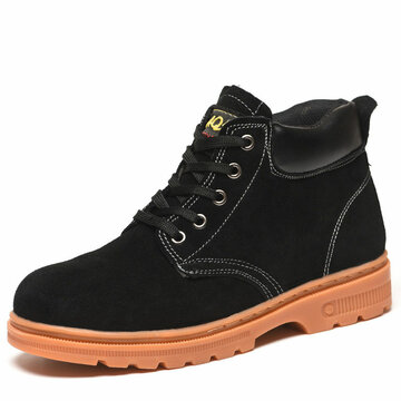 Men Slip Resistant Casual Safety Boots