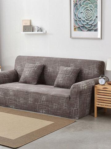 1/2/3/4 Seater Home Soft Elastic Sofa Cover