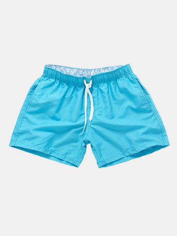 Summer Multi Color Casual Beach Shorts for Men