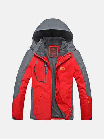Plus Size Outdoor Climbing Jackets