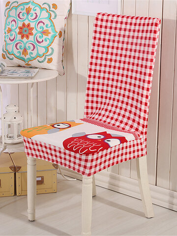 European Style Removable Chair Cover