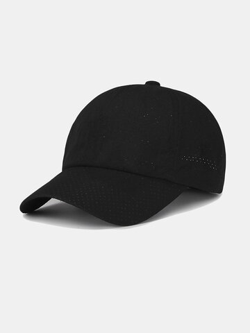 Breathable Baseball Cap Outdoor Shade Quick-drying Cap