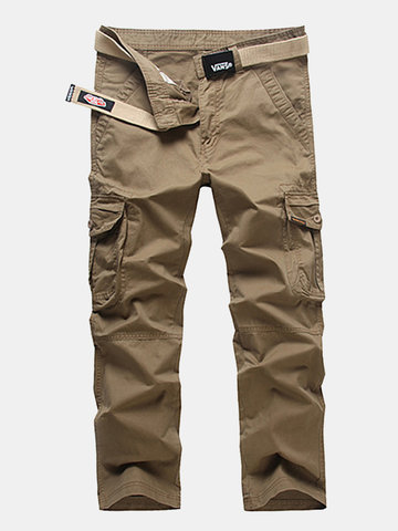 Multi-pocket Outdoor Carico Pantaloni