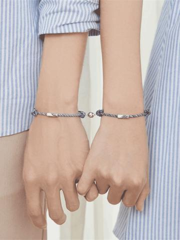2 Stück Magnetpaar Armbänder