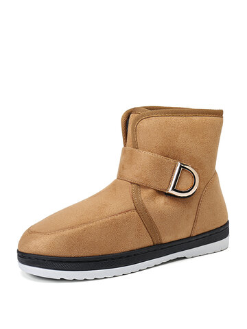 Casual Warm Snow Cotton Boots