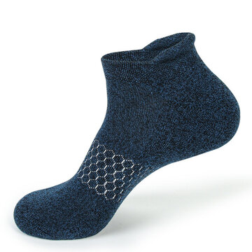 Men Sport Stretchy Breathable Ankle Sock