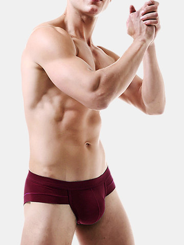 Men Big Pouch Underwear
