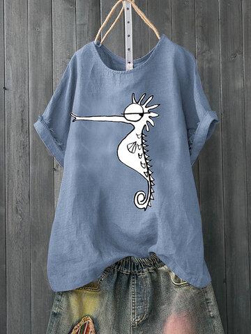 Seahorse Cute T-Shirt