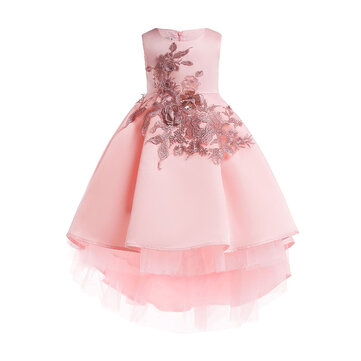 Vestidos de noiva para meninas 3Y-13Y