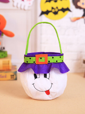 حقيبة حمل حلوى هالوين للأطفال