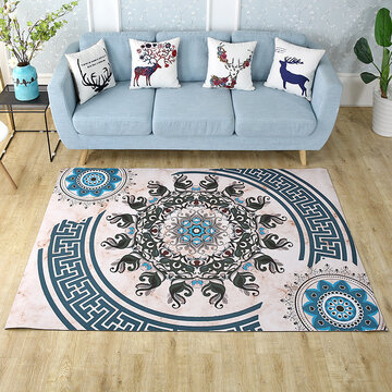 Nordic Style Persian Plush Carpets