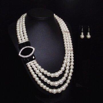 Luxury Statement Jewelry Set