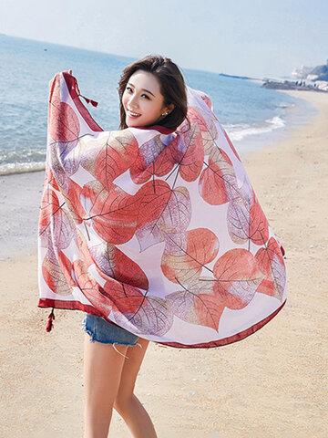Sunshade Beach Scarves Shawl Wraps