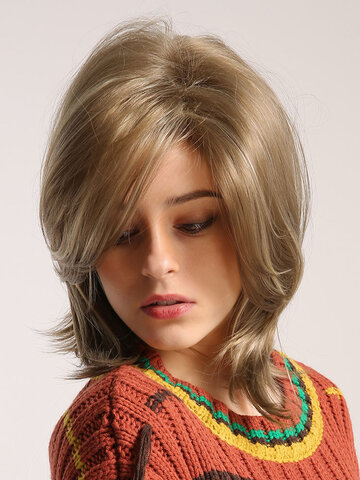 12 Inch Synthetic Wigs