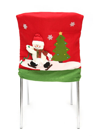 Christmas Dinner Chair Covers