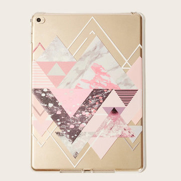 TPU Soft Cute Ipad Case With Diamond Cross Pattern