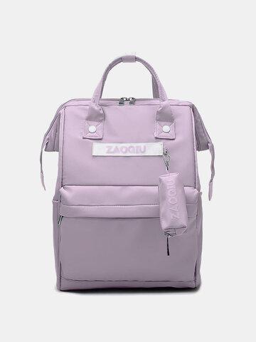 Oxford 14 Inch Handbag Backpack
