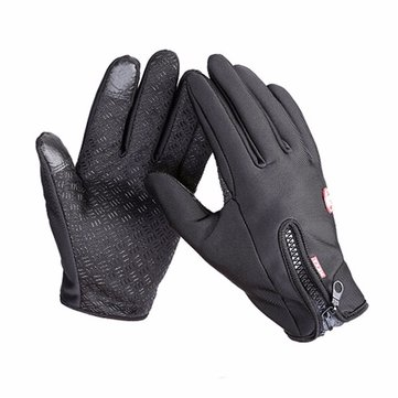 Waterproof Men Women Ski Warm Gloves