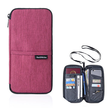 Travel Multi-slots Passport Holder Organizer Cover