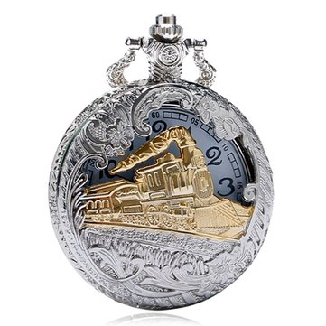 3D Design Vintage Pocket Watches