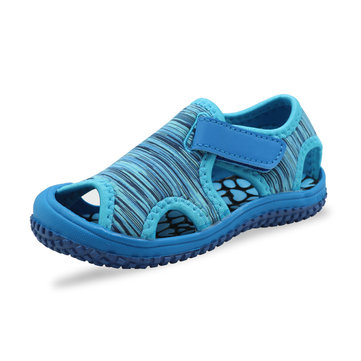 Unisex Kids Breathable Comfy Beach Sandals