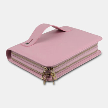 Faux Learther Clutch Bag