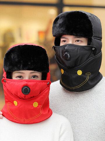 Winter Warm Lei Feng Hat