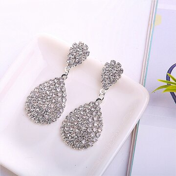 Fashion Water Drop Earrings