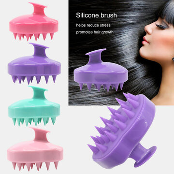Hair Scalp Massager Shampoo Brush